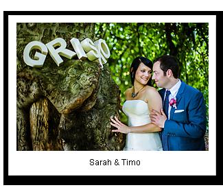 Sarah & Timo