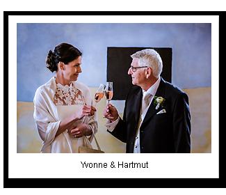 Yvonne & Hartmut