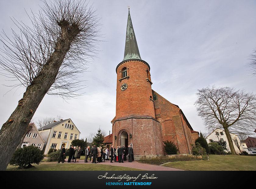 Kirche Barmstedt