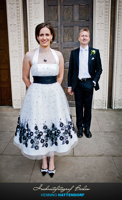 Hochzeitsfotograf Berlin Hochzeitsportrait Schloss Glienicke