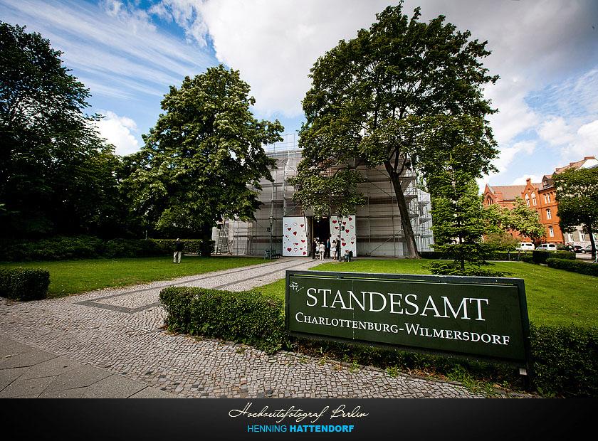 Standesamt Charlottenburg Wilmersdorf Villa Kogge