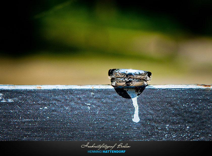 Hochzeitsfotograf Potsdam Ehering