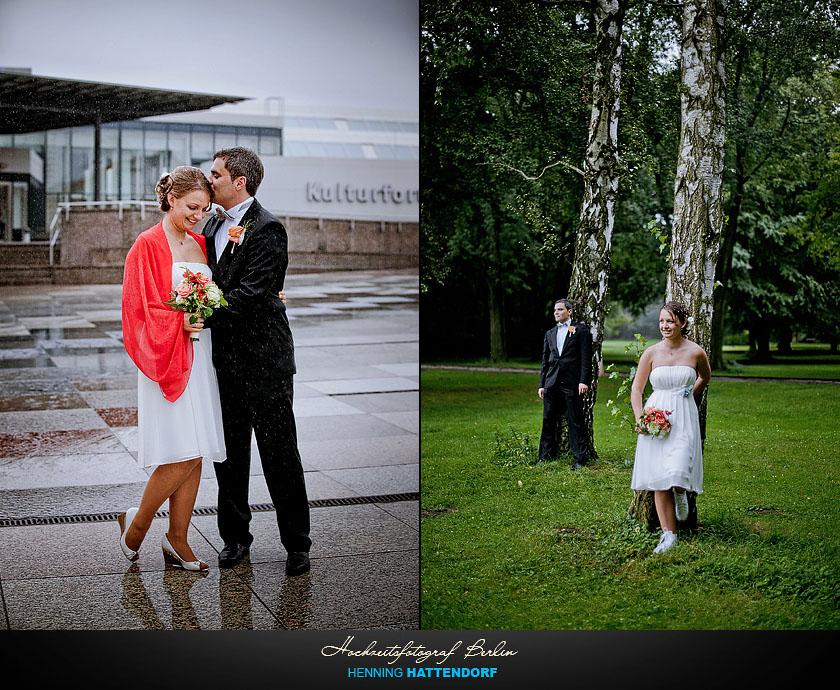 Hochzeitsfotograf Regen