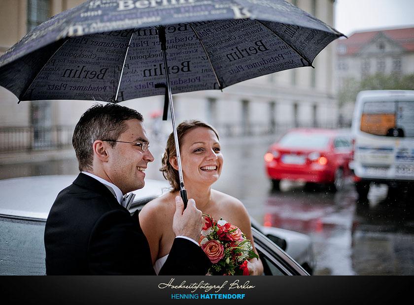 Hochzeitsfotograf Berlin Fotoshooting auf der Museumsinsel