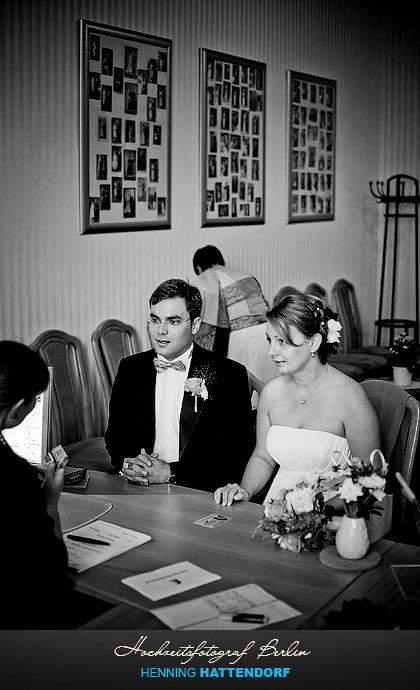 Hochzeitsfotograf Berlin Standesamt Tempelhof Schoeneberg