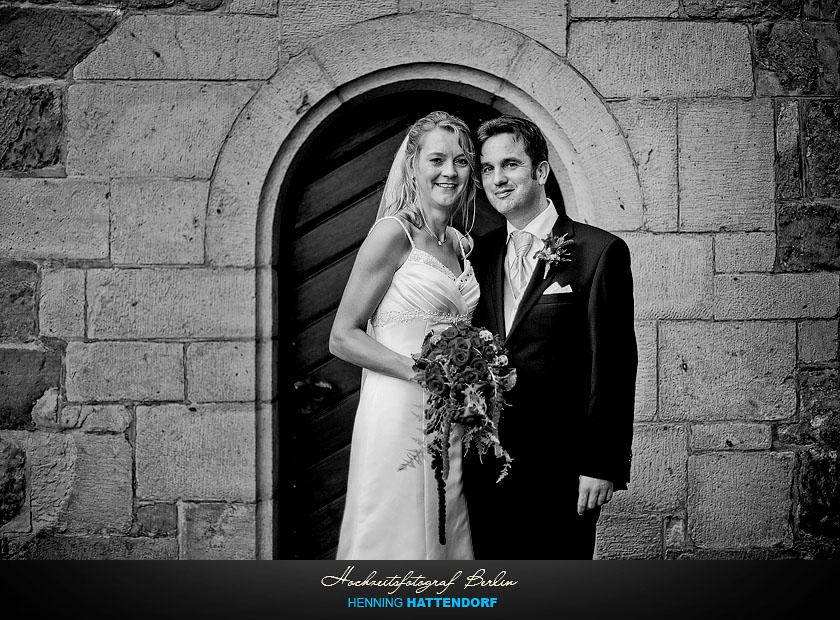 Hochzeit Fotograf Osnabrueck Dorfkirche Kirche Ledde