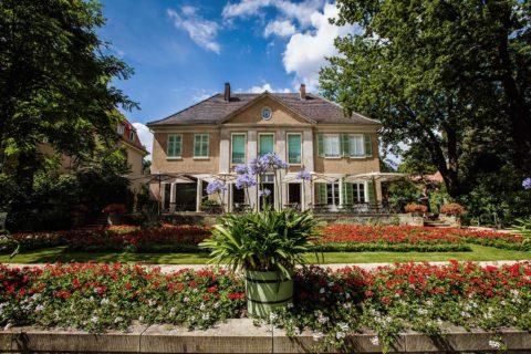Hochzeitsfotograf Berlin in der Villa Liebermann