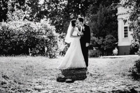 Hochzeitsfotograf Berlin in der Siemens Villa