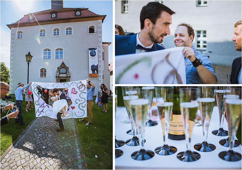 Hochzeit Schloss Luebben Lübben Standesamt