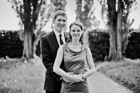 Hochzeitsfotograf im Botanischen Garten in Berlin