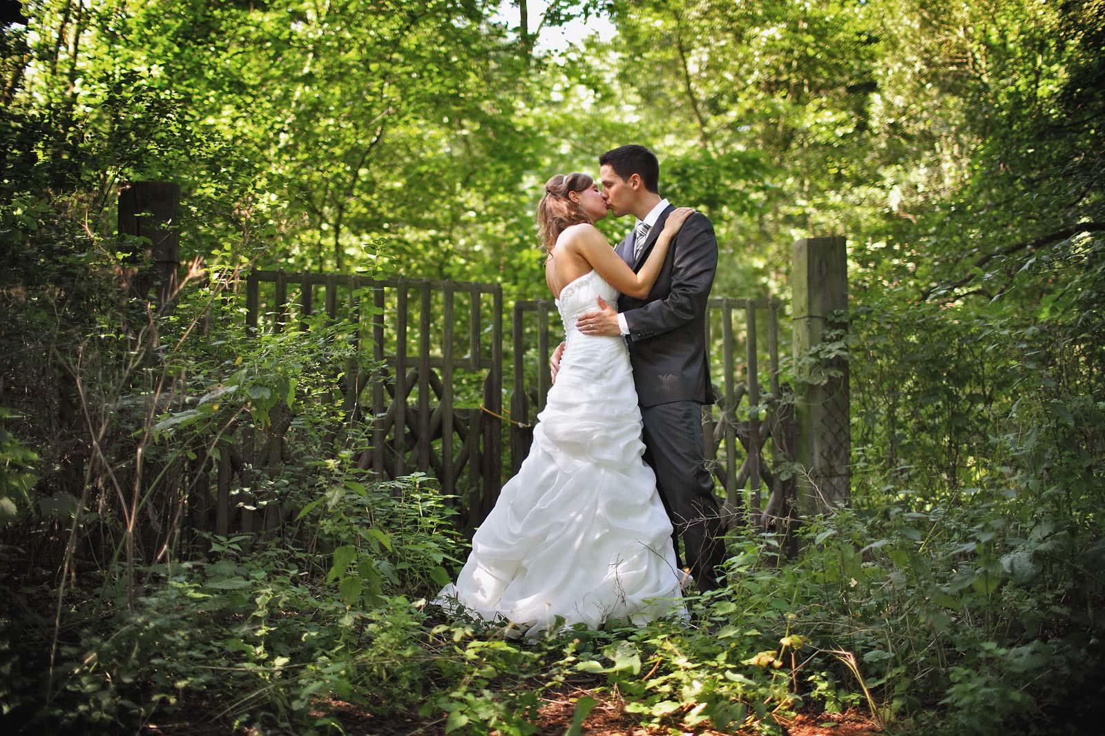 Hochzeitsfotograf im Landgasthof zum Muehlenteich