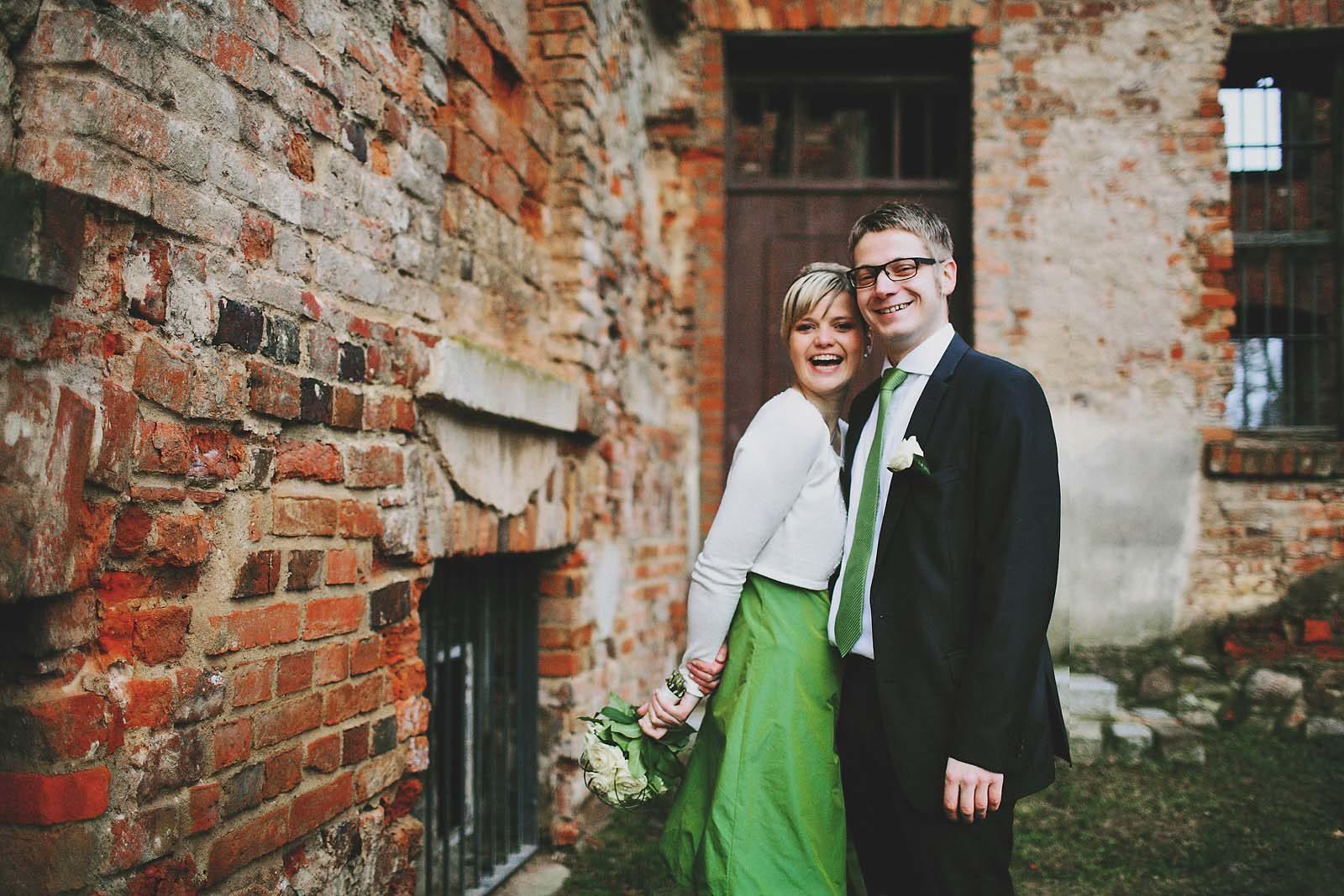 Hochzeitsfotograf im Standesamt von Dahme Mark