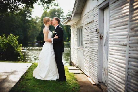 Hochzeitsfotograf am Motzener See bei Berlin