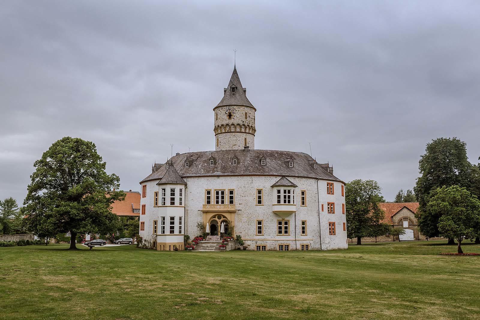 Hochzeitsfotograf Hannover auf Schloss Oelber