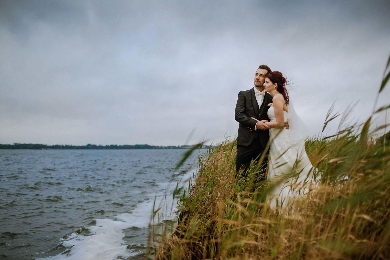 Hochzeitsfotograf Stralsund Strandhaus Altefaehr